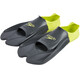speedo Biofuse Training Fins Oxid Grey/Lime Punch